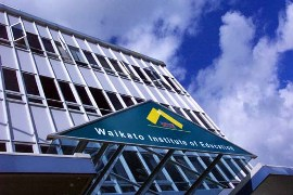 Learn English in New Zealand at Waikato Institute of Education