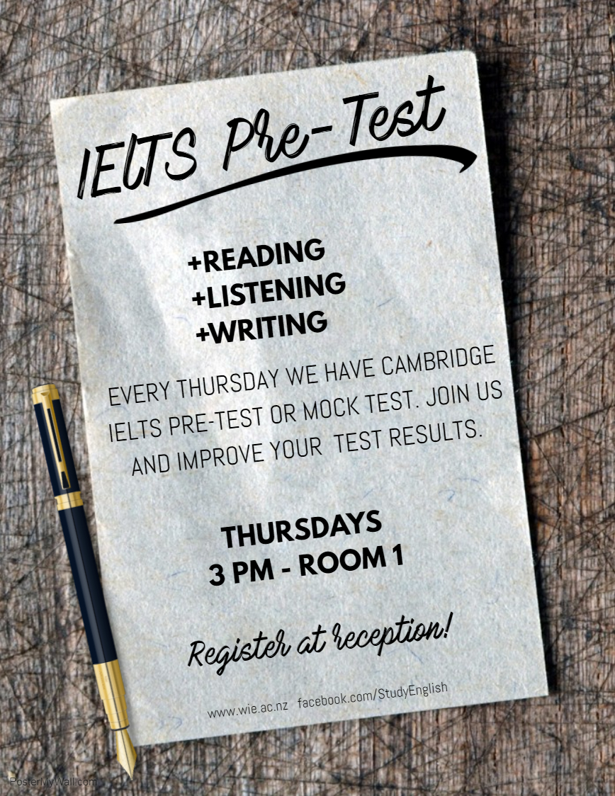 IELTS Preparation Courses, Study and Learn IELTS in New